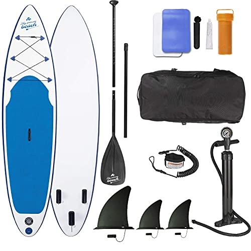 EASYmaxx - MAXXMEE Stand-Up Paddle-Board 'My Private Beach' | Inkl....