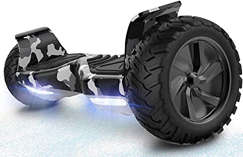 RCB Hoverboard 8.5' Scooter Elektro Scooter E-Skateboard mit...