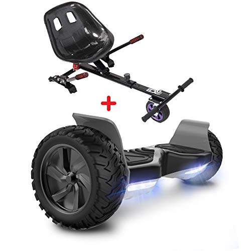 GeekMe Hoverboards mit Sitz,Off Road Hoverboards mit Off Road...