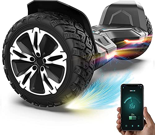 Gyroor Hoverboard 8.5' Offroad Hoverboard G2 Self Balancing Scooter...