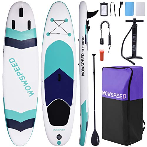 OneV FT Stand Up Paddling Board Aufblasbar 320 * 83 * 15CM, 8.7KG SUP...