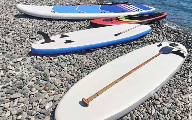Board Stand up Paddling